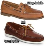 Sebago Docksides vs Sperry Topsiders