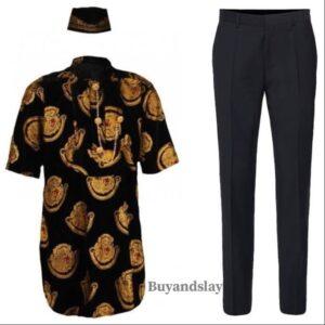 Organza dress Fabric style in Nigeria