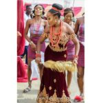 Traditional wedding attire for bride