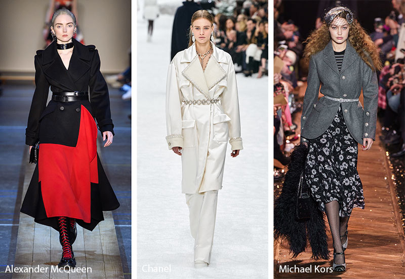 Fashion trends of 2020-Alexander McQueen,-Chanel-Michael Kors
