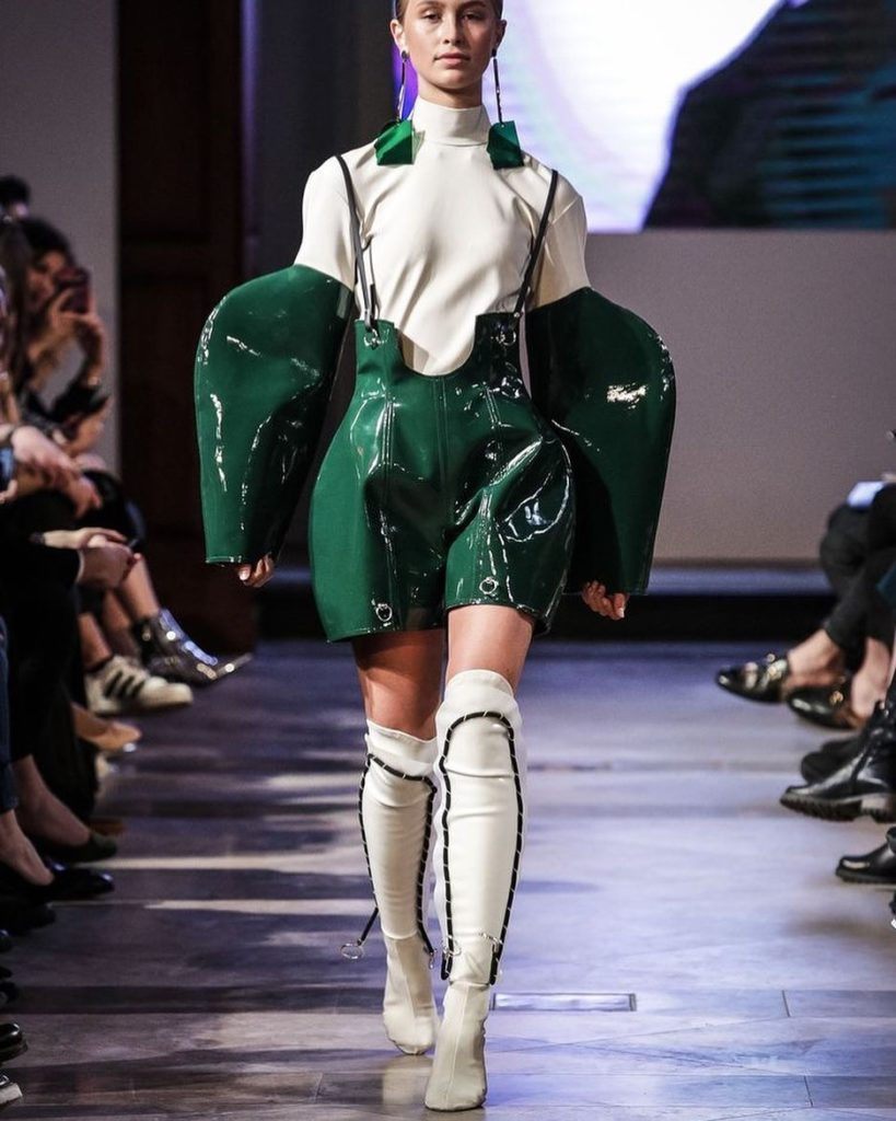 Leather Fashion trend 2020