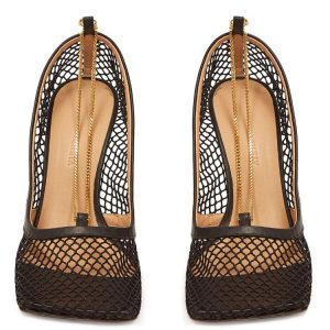 Bottega Veneta Net Shoe
