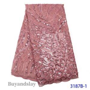 Onion sequins lace for sale