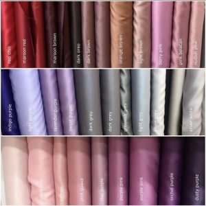 Bridal satin fabric wholesale