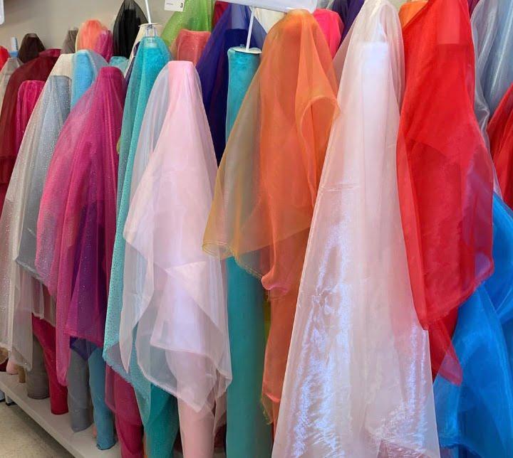 Organza Fabrics
