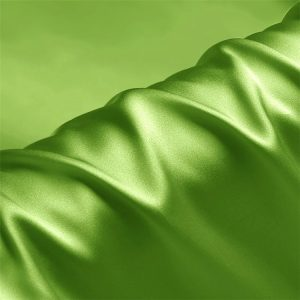 Olive drab( green) Silk satin